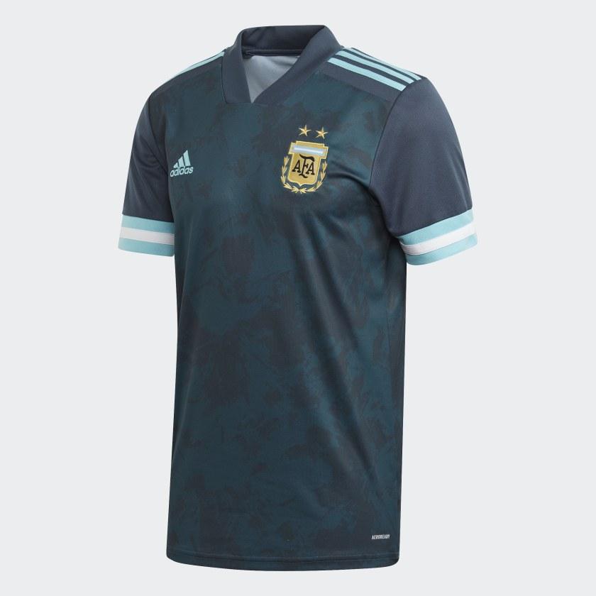 adidas Argentina Away Jersey - Blue | adidas US