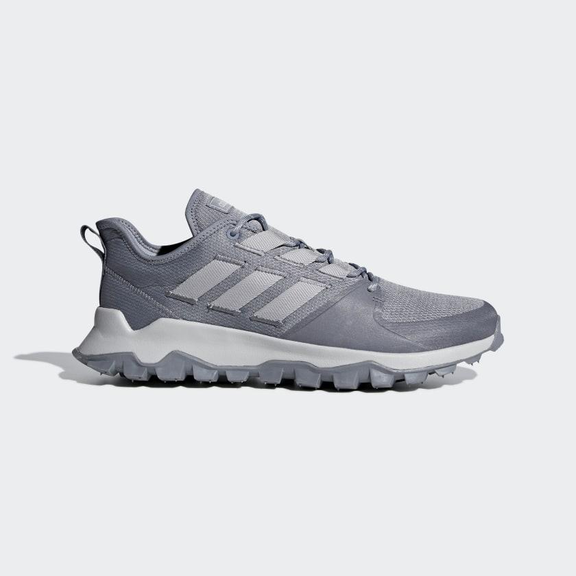 adidas Kanadia Trail Shoes - Grey | adidas US