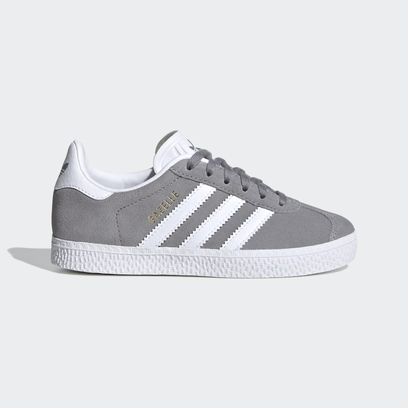 adidas Gazelle Shoes - Grey | adidas US