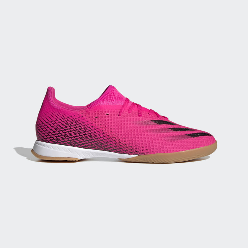 X GHOSTED.3 IN FUSSBALLSCHUH Shock Pink