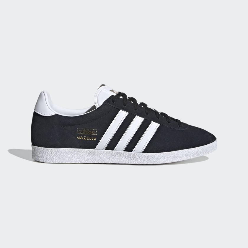 adidas Gazelle OG Shoes - Black | adidas US