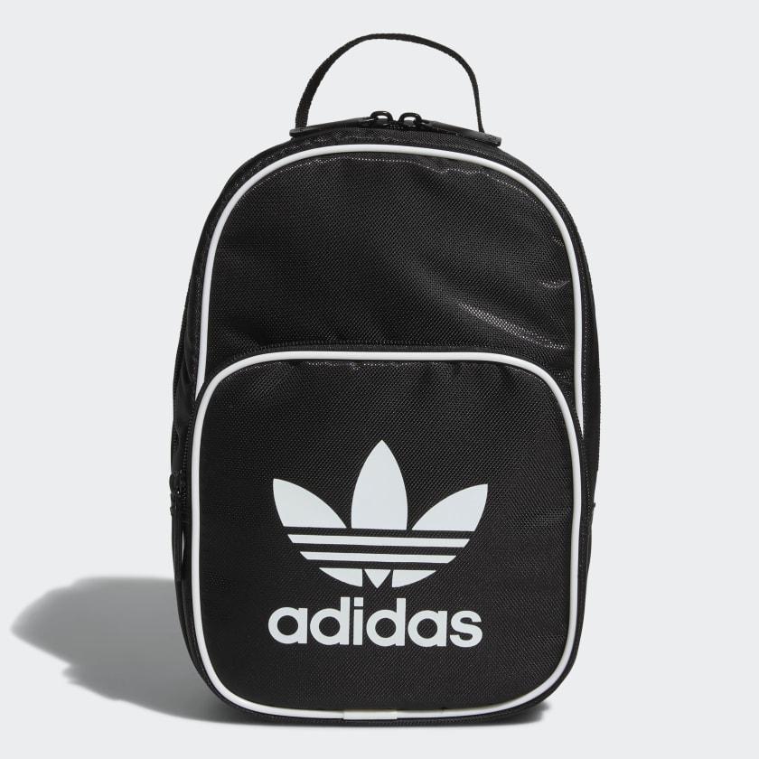 adidas Santiago Lunch Bag - Black | adidas US