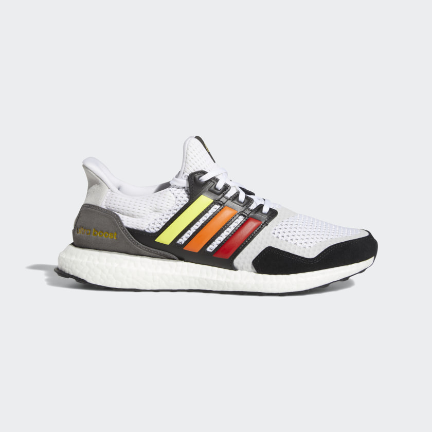 adidas Ultraboost S&L Pride Shoes - White | adidas US