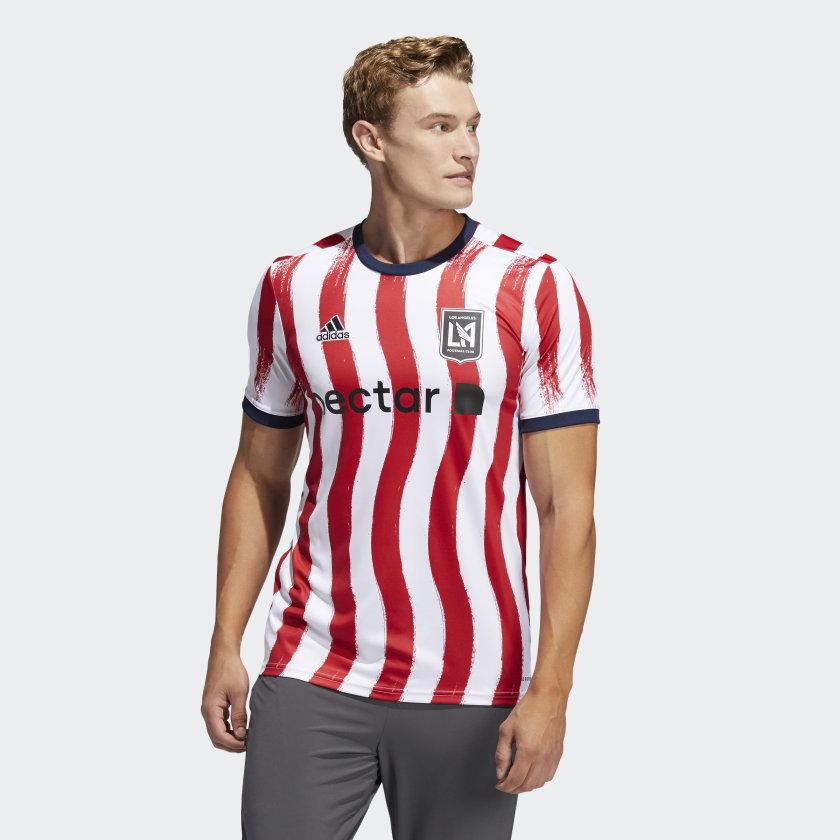 adidas Los Angeles FC Americana Pre-Match Jersey - Multi | adidas US