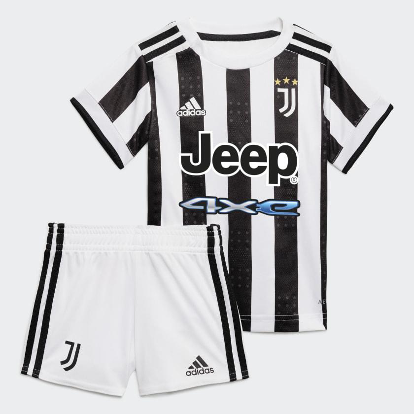 adidas Juventus 21/22 Home Baby Kit - White   adidas US