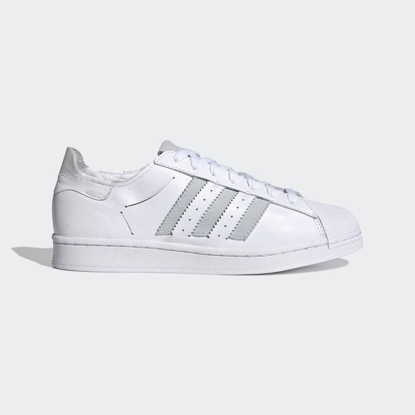 Chaussure Superstar Minimalist Icons - Blanc adidas   adidas France