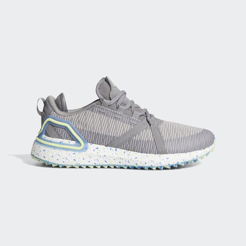 adidas Solarthon Primegreen Spikeless Golf Shoes - Grey | adidas US