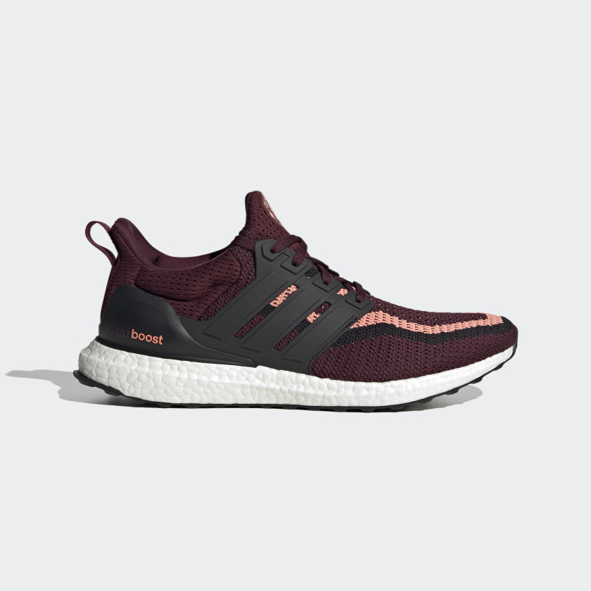 adidas Ultraboost DNA x Manchester United Shoes - Burgundy | adidas US