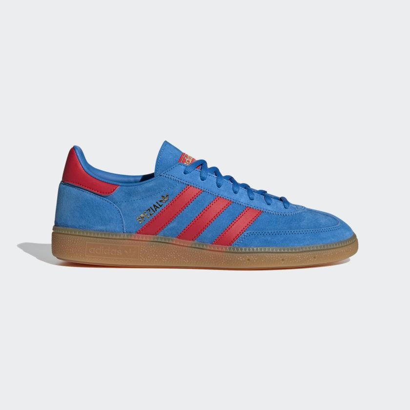 Chaussure Handball Spezial - Bleu adidas   adidas France