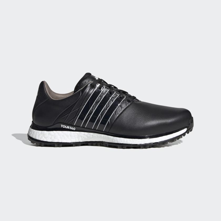 adidas TOUR360 XT-SL 2.0 Spikeless Golf Shoes - Black   adidas US