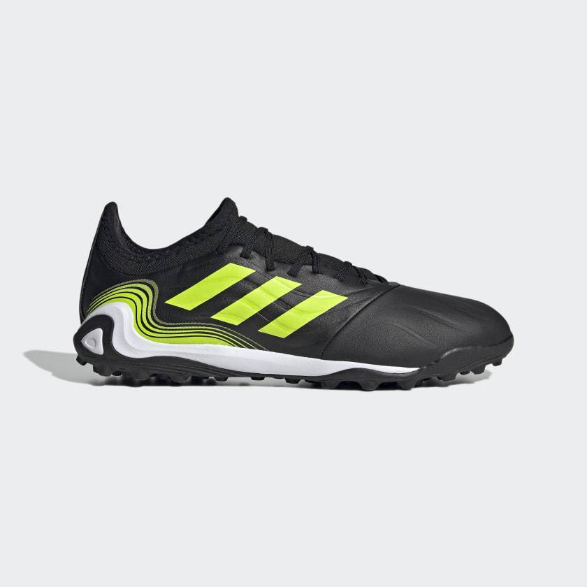 adidas Copa Sense.3 Turf Shoes - Black   adidas US