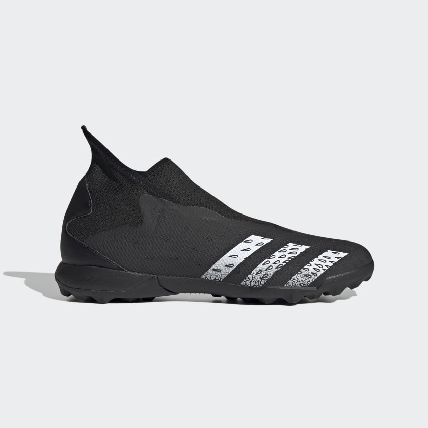 adidas Predator Freak.3 Laceless Turf Shoes - Black | adidas US