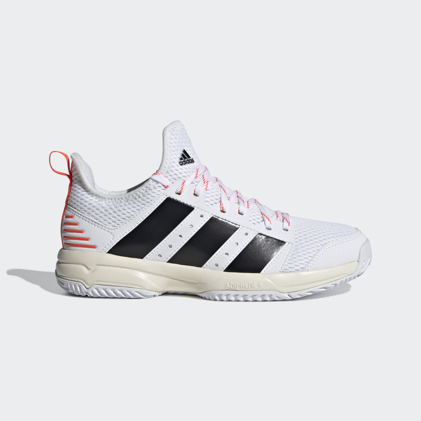 adidas Stabil Indoor Shoes - White | adidas US