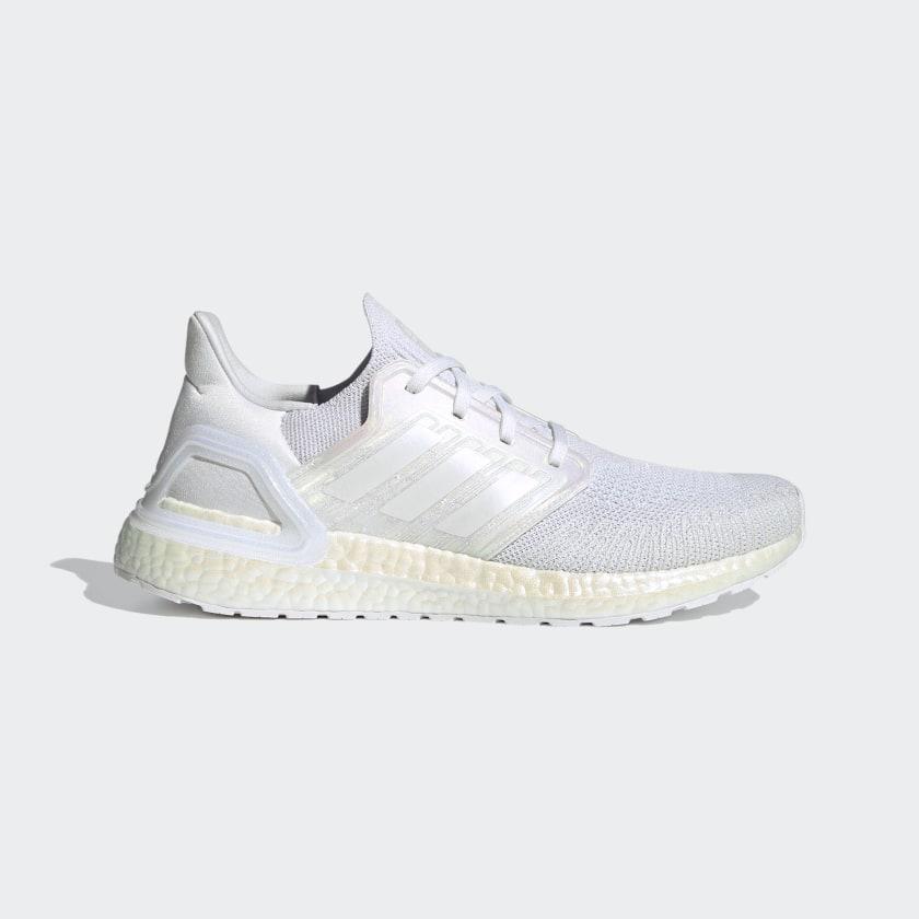 adidas Ultraboost 20 Shoes - White | adidas US