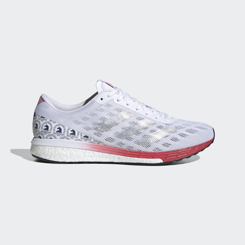 adidas Adizero Boston 9 Shoes - White | adidas US