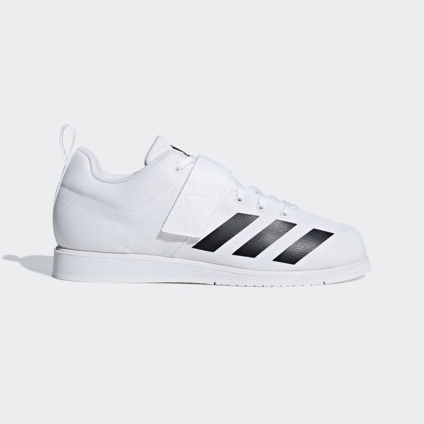 adidas Powerlift 4 Shoes - White   adidas US