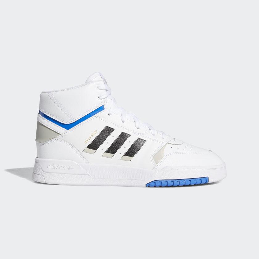 adidas Drop Step Shoes - White | adidas UK
