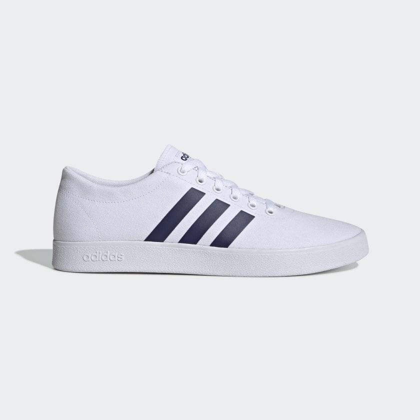 adidas Easy Vulc 2.0 Shoes - White   adidas US