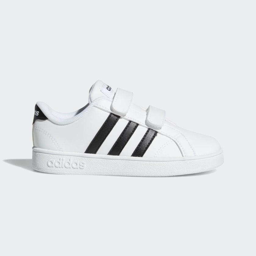 adidas Baseline Shoes - White | adidas US