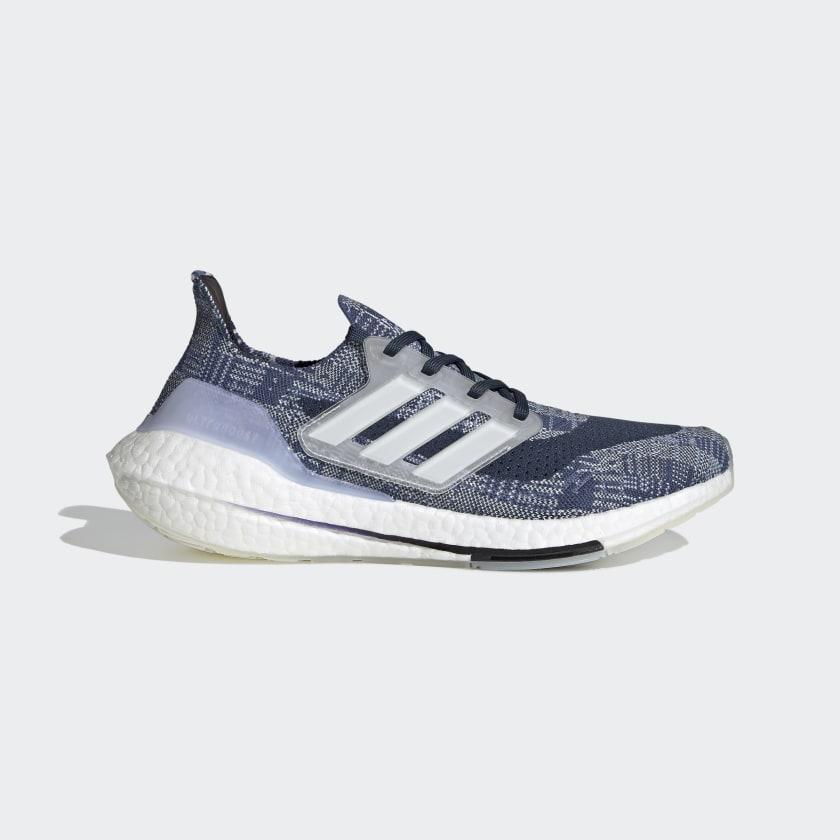adidas Ultraboost 21 Primeblue Shoes - Blue   adidas US