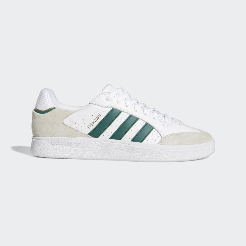 adidas Tyshawn Low Shoes - White | adidas US