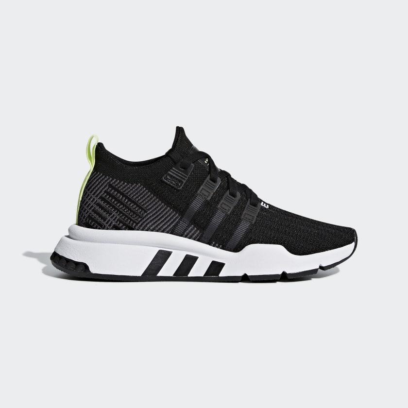 adidas EQT Support ADV Mid Shoes - Black | adidas US
