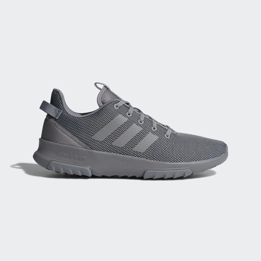 adidas Cloudfoam Racer TR Shoes - Grey | adidas US