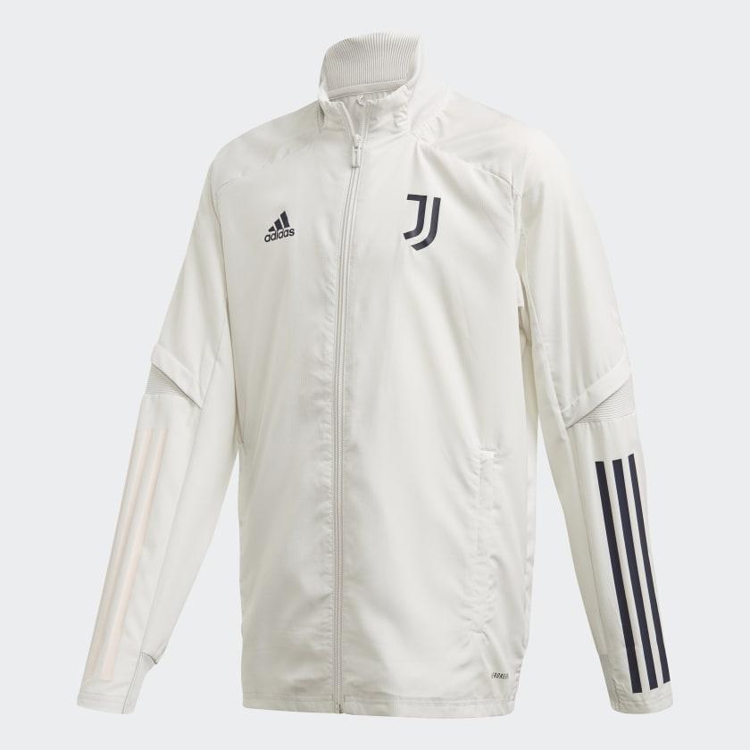Giacca da rappresentanza Juventus - Grigio adidas | adidas Italia