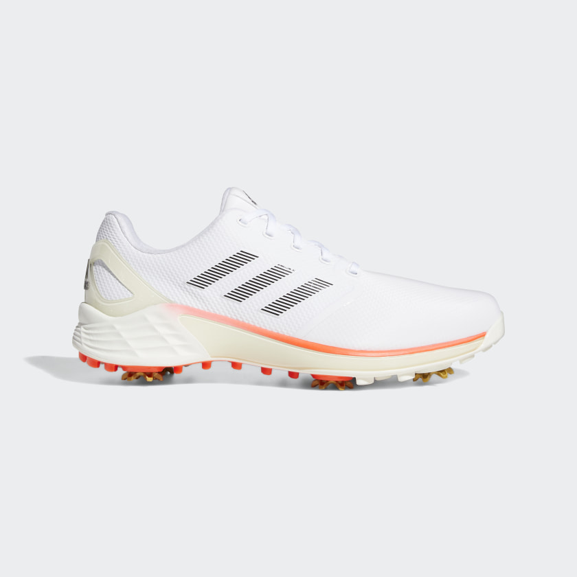 adidas ZG21 Tokyo Golf Shoes - White | adidas US