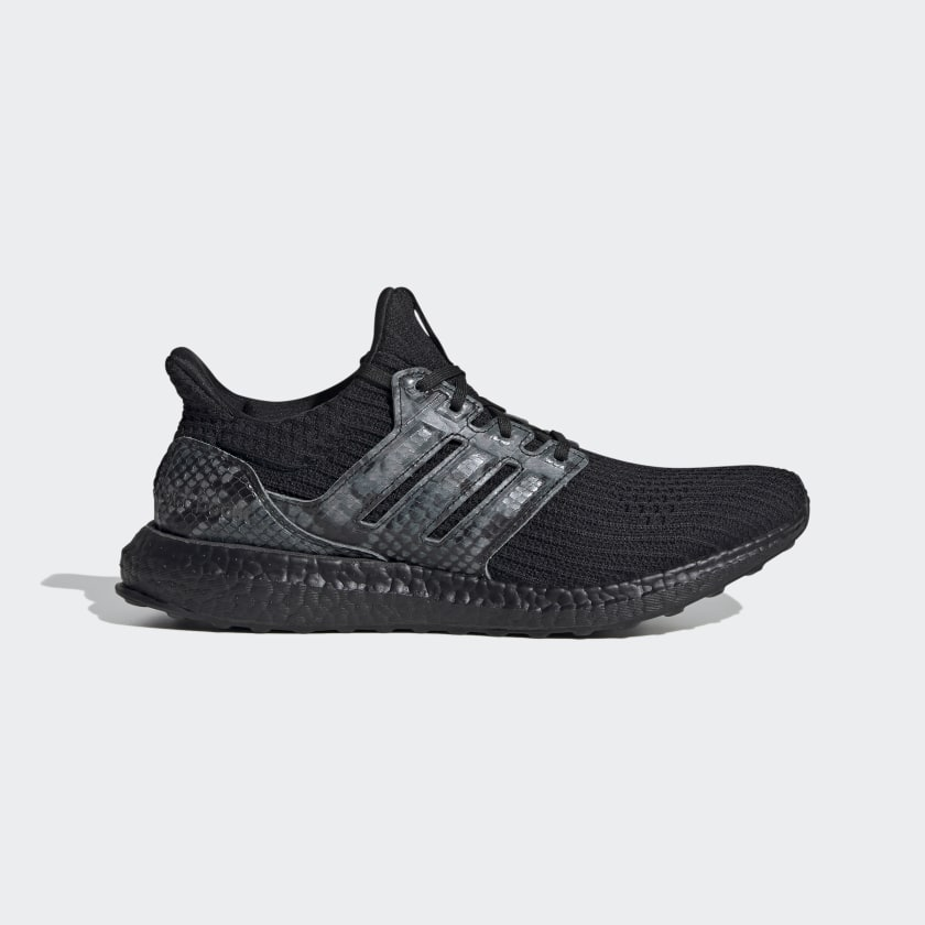 adidas Ultraboost DNA Black Python Shoes - Multi   adidas US