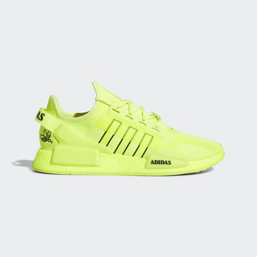 adidas NMD_R1 V2 Shoes - Yellow   adidas US
