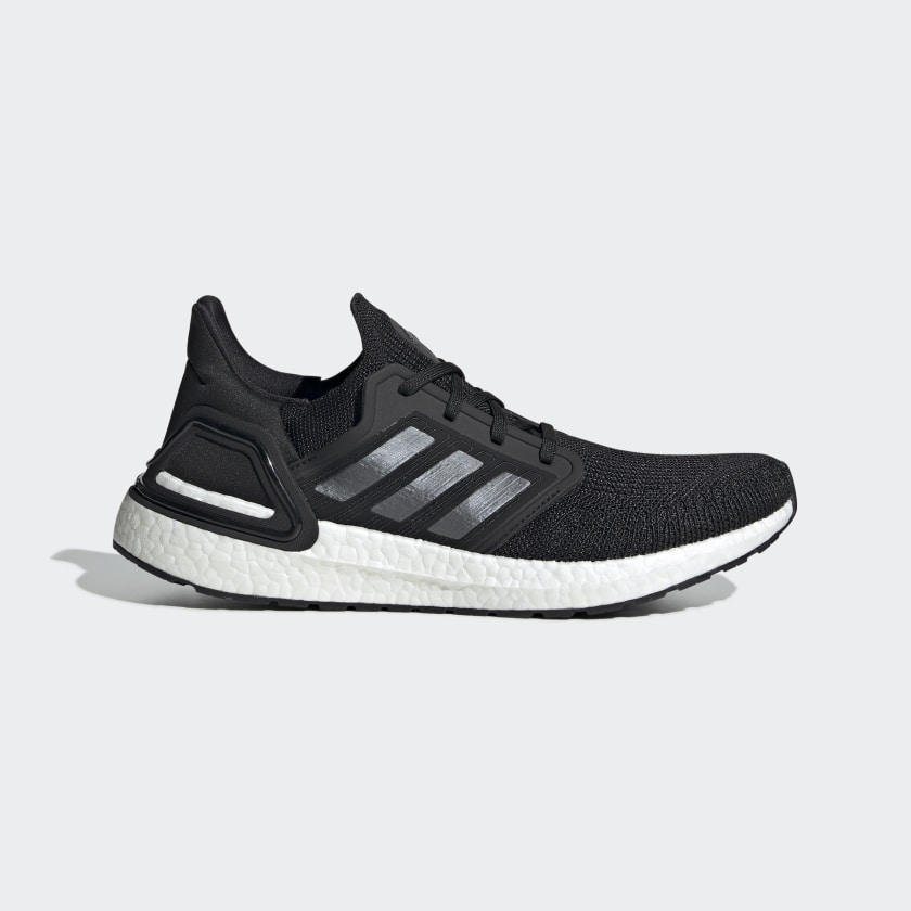 adidas Ultraboost 20 Shoes - Black | adidas US