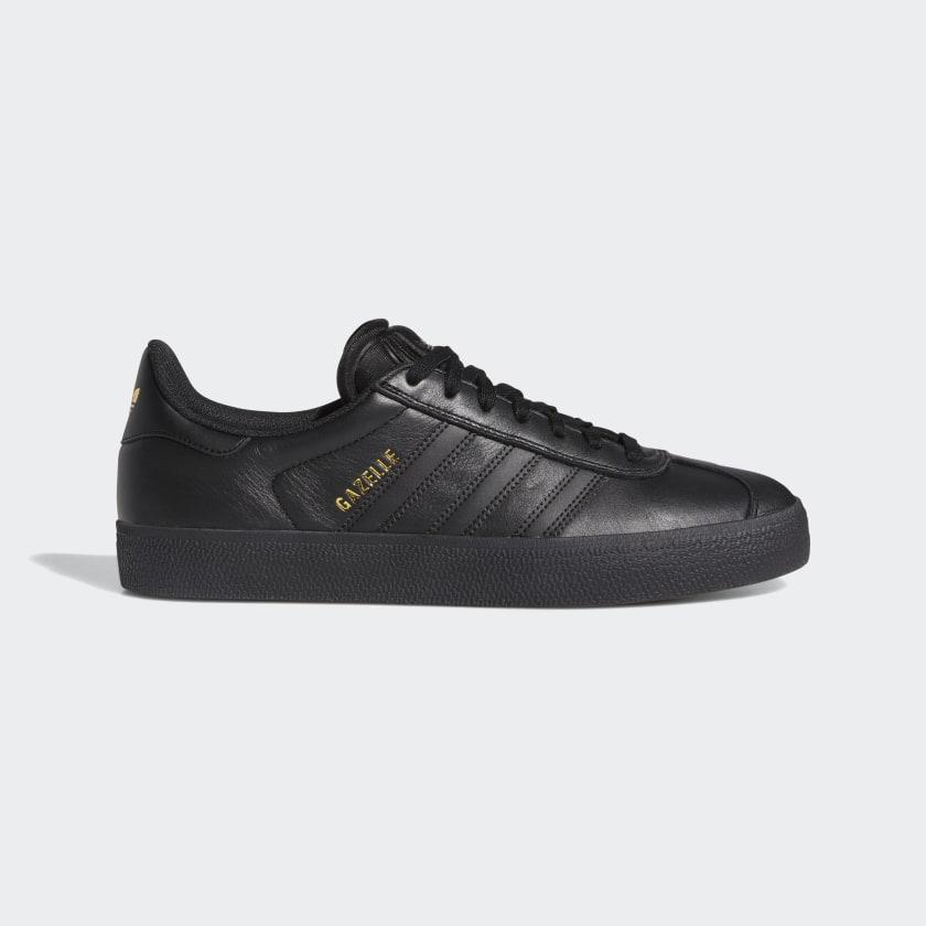 adidas Gazelle ADV Shoes - Black   adidas US