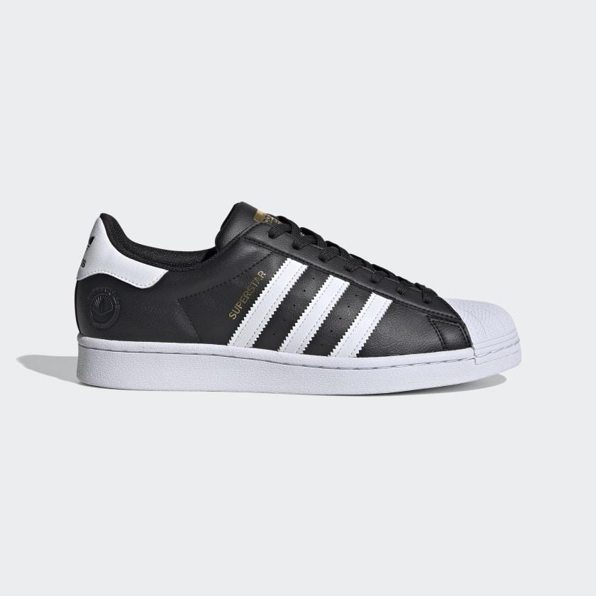adidas Superstar Vegan Shoes - Black | adidas US