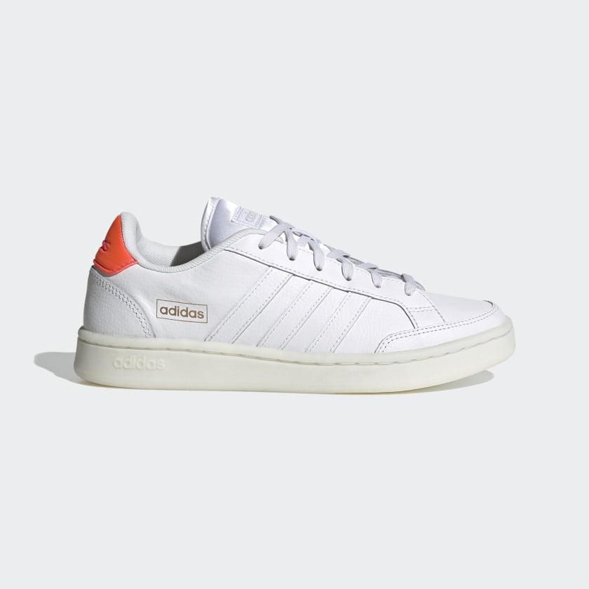 adidas Grand Court SE Shoes - White | adidas US