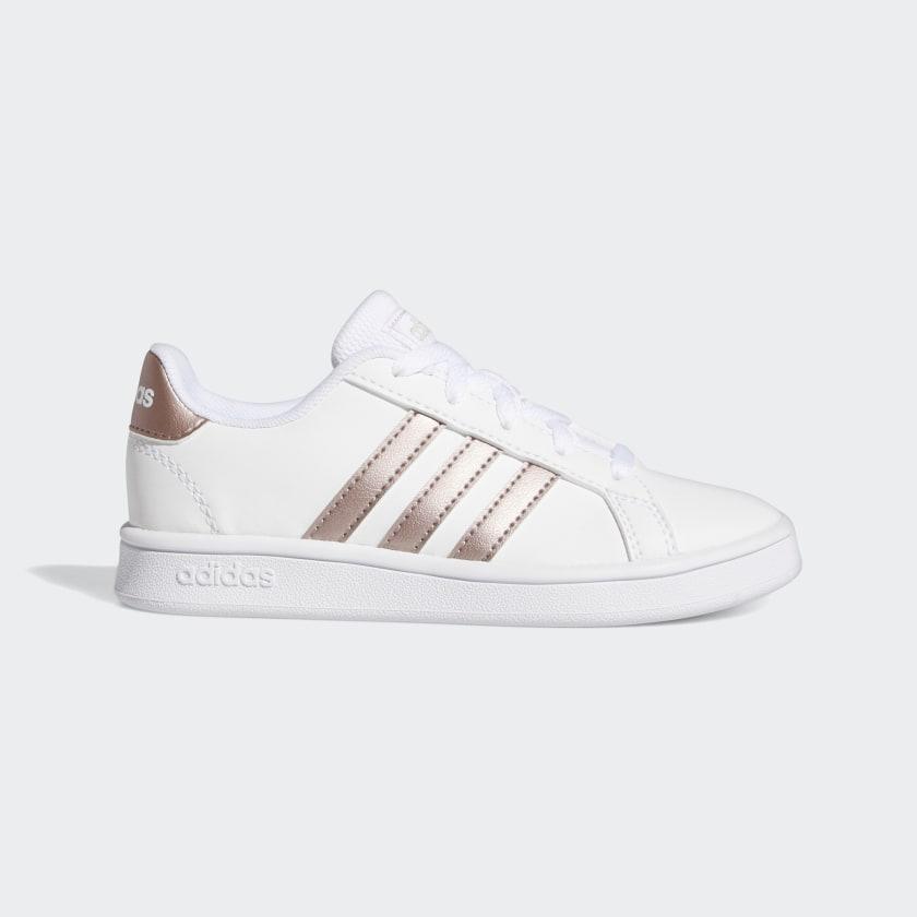 Chaussure Grand Court. - Blanc adidas   adidas France