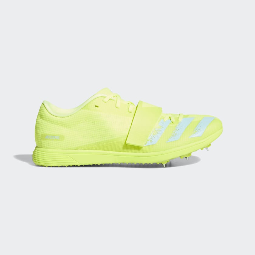 adidas Adizero Triple Jump / Pole Vault Spikes - Yellow | adidas US