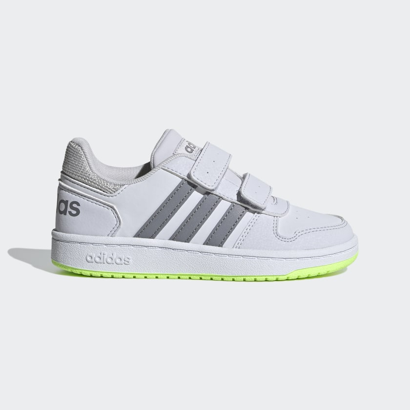 Chaussure VS Hoops 2.0 - Gris adidas   adidas France