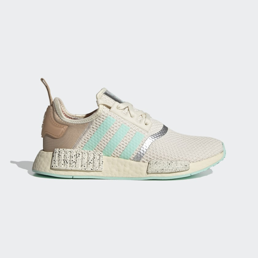 adidas Star Wars Mandalorian NMD_R1 The Child - Find Your Way Shoes - White   adidas US