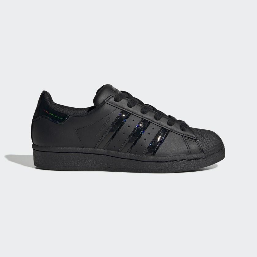 adidas Superstar Shoes - Black   adidas US