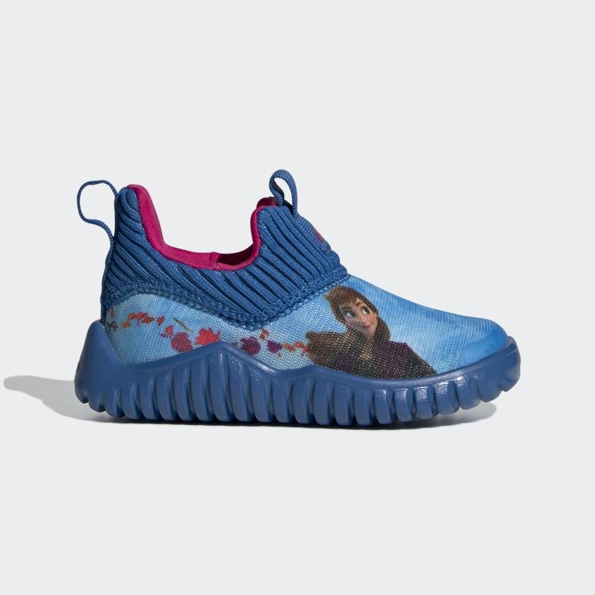 Chaussure La Reine des Neiges RapidaZen - Bleu adidas   adidas France