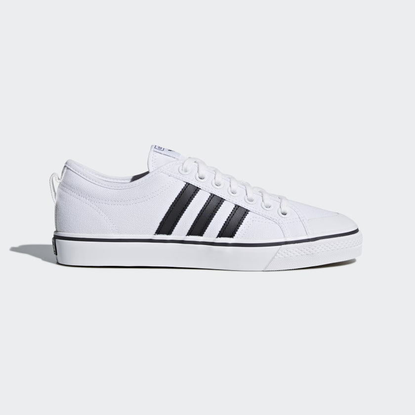 Chaussure Nizza - Blanc adidas | adidas France