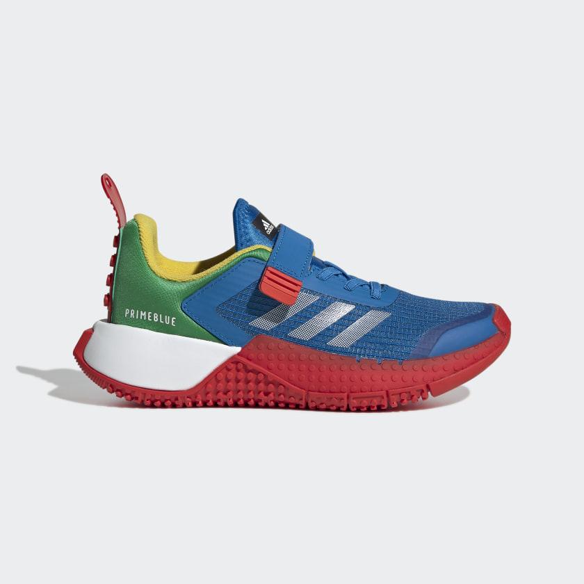 adidas x LEGO® Sport Shoes - Blue | adidas US