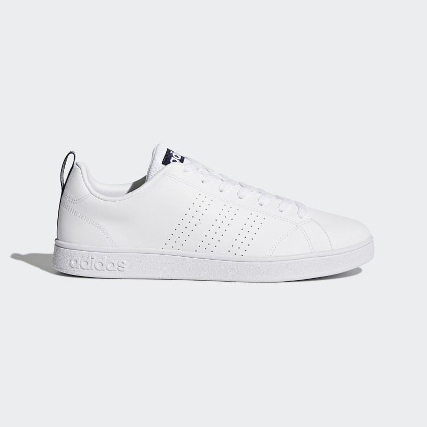 adidas Advantage Clean VS Shoes - White | adidas US