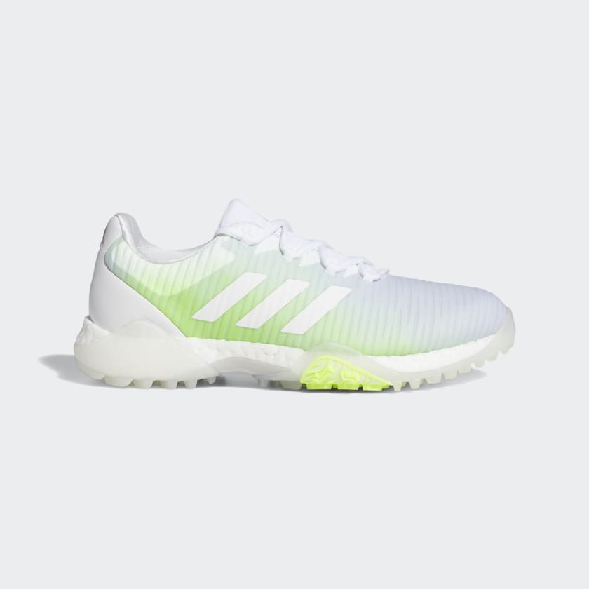 adidas CodeChaos Golf Shoes - White | adidas US
