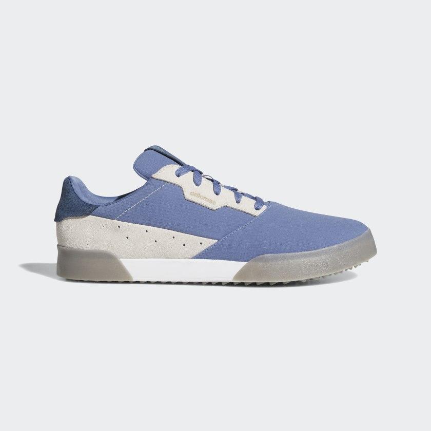 adidas Adicross Retro Spikeless Shoes - Blue   adidas US