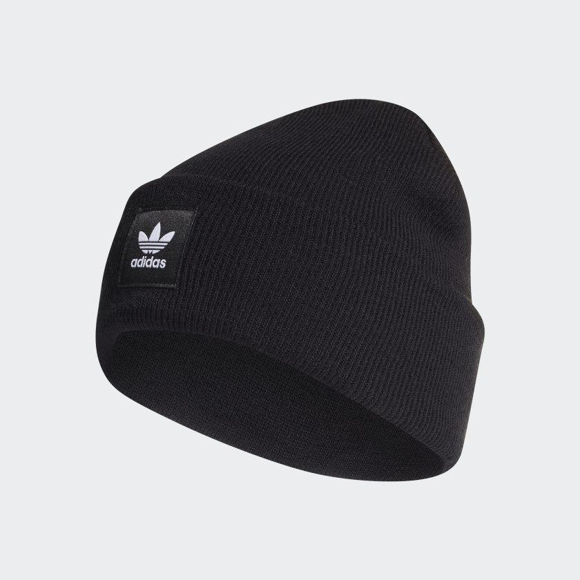 Bonnet Adicolor Cuff - Noir adidas   adidas France