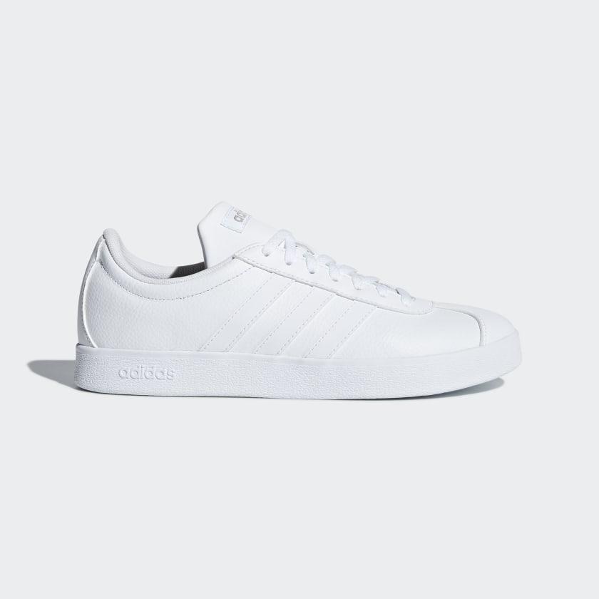 Chaussure VL Court 2.0 - Blanc adidas | adidas France