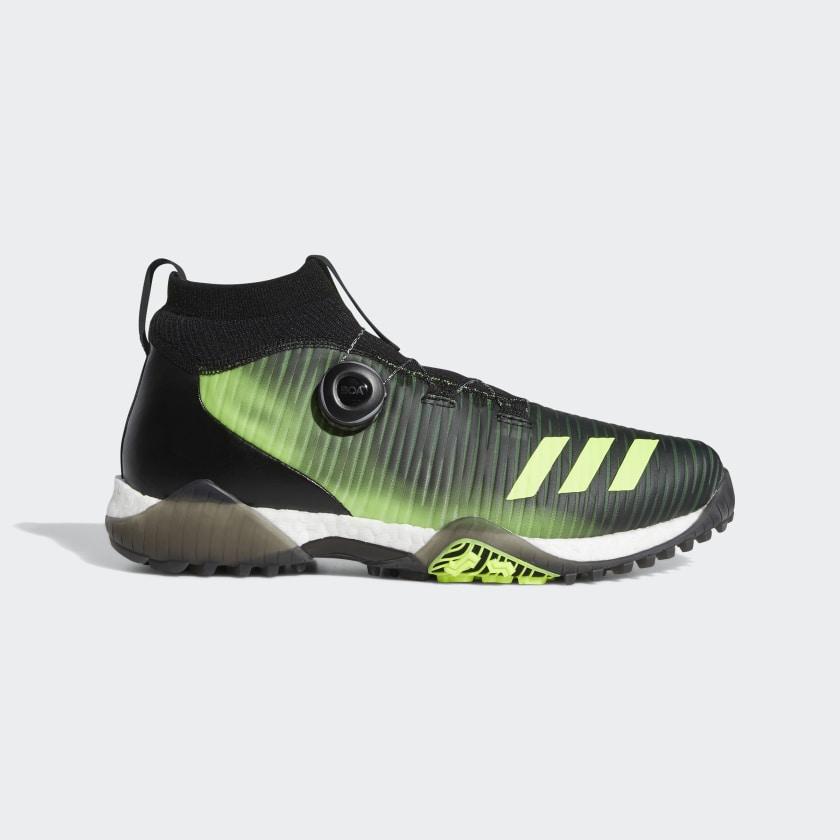 adidas CodeChaos Boa Golf Shoes - Black   adidas US