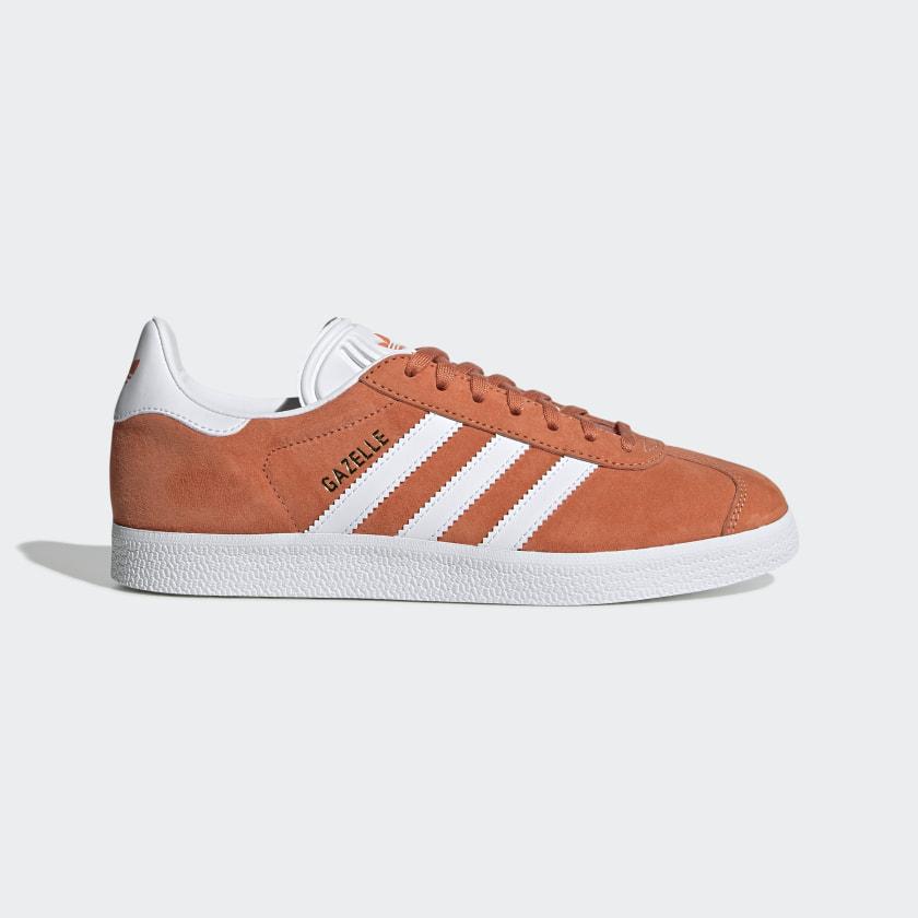 adidas Gazelle Shoes - Orange   adidas US